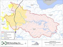 Arlington Va Zip Code Map by Eee Consulting Inc Environmental Engineering And Education