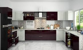 kitchen cabinet design colour combination laminate acrylic or laminate which is the best finish for your