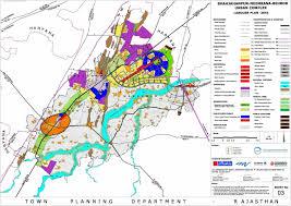 Urban Map Urban Settlements The Geographer Online