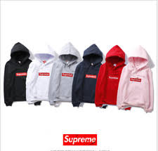 supreme sweats and hoodies for men ebay