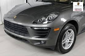 porsche 918 headlights certified pre owned 2016 porsche macan s