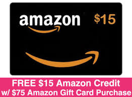 15 gift cards free 15 credit w 75 gift card purchase
