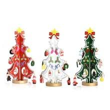Mini Wooden Christmas Tree Decorations by Online Get Cheap Tree Wood Table Aliexpress Com Alibaba Group