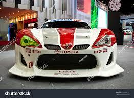 lexus made in thailand nonthaburi thailand december 1 toyota racing stock photo 120988174
