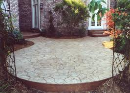 Flagstone Stamped Concrete Pictures by Stamp Concrete Work