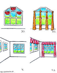 How To Hang Draperies Hanging Valances Curtains And Drapes On Different Kinds Of