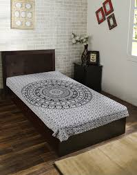 Bedroom Tapestry Indian Wall Bedroom by Black White Indian Hippie Wall Hanging Elephant Mandala Tapestry