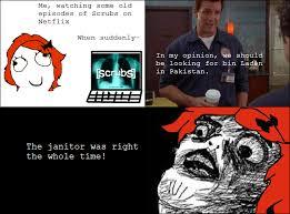 Janitor Meme - images scrubs janitor meme