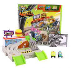 giochi preziosi 70682421 trash pack wheels burger drive