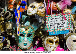 venetian mask for sale venice carnival masks for sale venice italy stock photo royalty