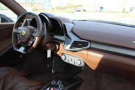 Ferrari 458 Manual - 2013 ferrari 458 spider stock p191680 for sale near vienna va
