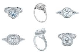 wedding ring styles guide engagement ring setting guide vintage engagement rings