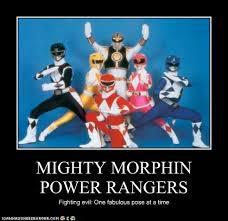 Power Rangers Meme - set phasers to lol mighty morphin power rangers sci fi fantasy