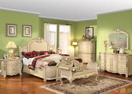 Fabric Bedroom Furniture by Modern White Bedroom Furniture Floral Pattern Armless Fabric