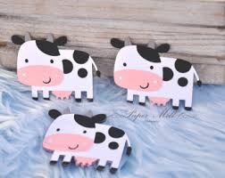 Barn Animal Party Supplies 5 2 5