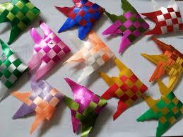 cara membuat bunga dari kertas pita jepang pita jepang ummu aliyyah ath thabrani