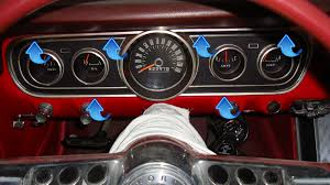 1966 ford mustang dash how to remove the cigarette lighter socket from the dash my 1966