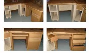 bureau d angle en bois direction lorca olympe bureau de direction lorca avec extension sign