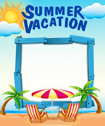 summer holiday planner template summer vectors 17 000 free files in ai eps format