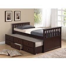 Childrens Trundle Beds Broyhill Kids Marco Island Captain U0026apos S Bed With Trundle Bed And