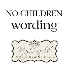 wedding invitations hobby lobby no children at wedding no children wording mycards wedding