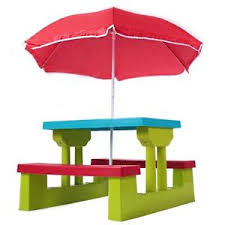 kids outdoor picnic table picnic table kids garden furniture bench set children outdoor patio