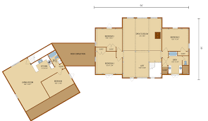 introducing the new legacy timber frame design log second level floor plan legacy timber frame design log homes log cabins