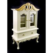 Queen Anne Table Legs by Pearl Queen Anne Leg Bookcase Dollhouse Furniture