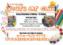seven arts center get in touch 404 919 9778