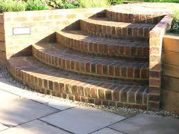 Brick Stairs Design Brick Stairs Diy Step Installers Garden Landscaping Homepage Steps