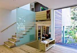 interior glass walls for homes redesdale residence was designed by space international and is