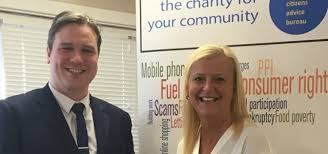 local bureau east renfrewshire citizens advice bureau recognised by local msp