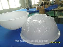 special customized acrylic sphere large acrylic sphere cover buy