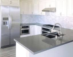 dark grey countertops with white cabinets see the kitchen grey countertops dark grey quartz white cabinets com