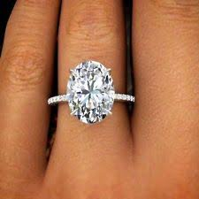 oval engagement rings gold oval ring ebay