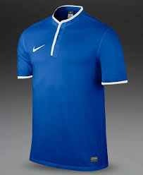 Baju Gambar Nike 31 contoh gambar desain kaos futsal warna biru terbaru gambar kaos
