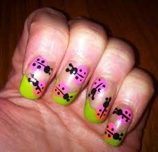 66 best ladybugs for my mom images on pinterest ladybug nails