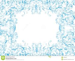 christmas vector background whit floral ornament royalty free