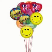 balloon delivery staten island send smile today using our smiley balloons to newyork send
