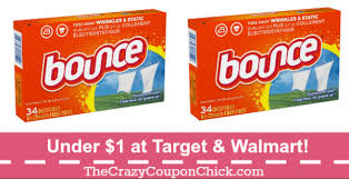 target black friday sheets bounce dryer sheets only 0 97 at walmart u0026 0 99 at target