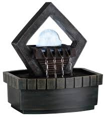 Indoor Standing Water Fountains by Decorative Indoor Water Fountain