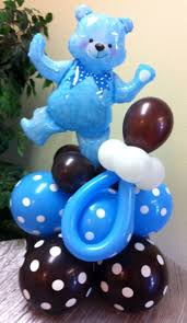 Baby Shower Centerpieces For A Boy by Best 20 Teddy Bear Centerpieces Ideas On Pinterest Baby Shower