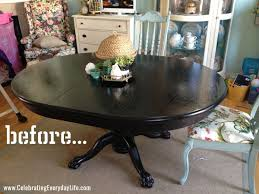 How To Save Tired Dining Room Chairs With Chalk Paint Right Now - Painted dining room tables