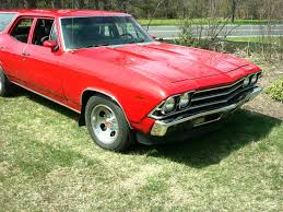 nomad car for sale 1969 chevrolet chevelle nomad ss muscle car