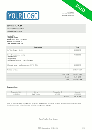 zintapdf invoice u0026 quote templates for whmcs by zintathemes