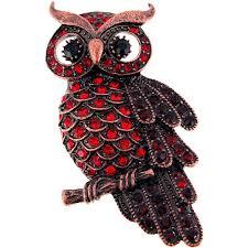 Vintage Halloween Owl by Halloween Brooches U0026 Pins Custom Jewelry U0026 Accessories