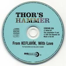 johnkatsmc5 thor s hammer from keflavik with love cd