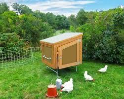 solar backyard chicken coop building plans diy mother earth news