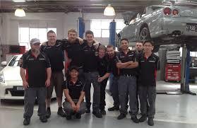 nissan australia graduate program automotive apprenticeships