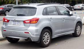 File 2010 2012 Mitsubishi Asx Xa 2wd Wagon 2015 12 06 Jpg